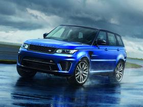 Ver foto 5 de Land Rover Range Rover Sport SVR 2014