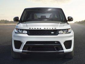 Ver foto 4 de Land Rover Range Rover Sport SVR 2014