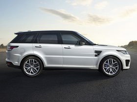 Ver foto 3 de Land Rover Range Rover Sport SVR 2014