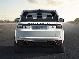 Ver foto 2 de Land Rover Range Rover Sport SVR 2014