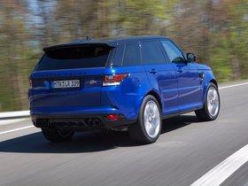 Ver foto 42 de Land Rover Range Rover Sport SVR 2014