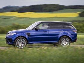 Ver foto 41 de Land Rover Range Rover Sport SVR 2014