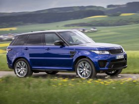 Ver foto 40 de Land Rover Range Rover Sport SVR 2014