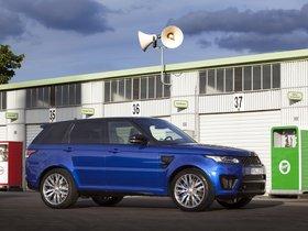 Ver foto 39 de Land Rover Range Rover Sport SVR 2014