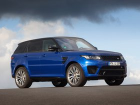 Ver foto 38 de Land Rover Range Rover Sport SVR 2014