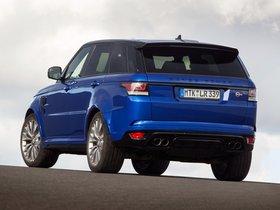 Ver foto 37 de Land Rover Range Rover Sport SVR 2014