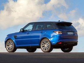 Ver foto 36 de Land Rover Range Rover Sport SVR 2014