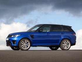 Ver foto 35 de Land Rover Range Rover Sport SVR 2014