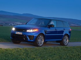 Ver foto 34 de Land Rover Range Rover Sport SVR 2014