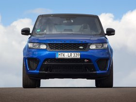 Ver foto 33 de Land Rover Range Rover Sport SVR 2014