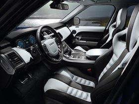 Ver foto 25 de Land Rover Range Rover Sport SVR 2014