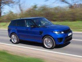 Ver foto 31 de Land Rover Range Rover Sport SVR 2014