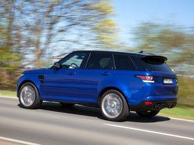 Ver foto 30 de Land Rover Range Rover Sport SVR 2014