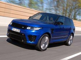 Ver foto 29 de Land Rover Range Rover Sport SVR 2014