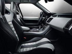 Ver foto 24 de Land Rover Range Rover Sport SVR 2014