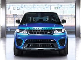 Ver foto 22 de Land Rover Range Rover Sport SVR 2014