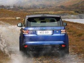 Ver foto 20 de Land Rover Range Rover Sport SVR 2014