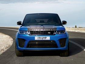 Ver foto 9 de Land Rover Range Rover Sport SVR 2017