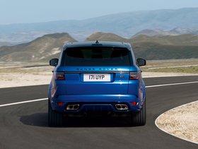 Ver foto 8 de Land Rover Range Rover Sport SVR 2017