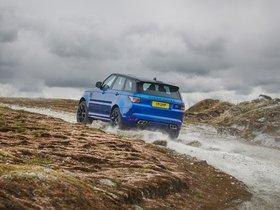 Ver foto 6 de Land Rover Range Rover Sport SVR 2017