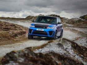 Ver foto 2 de Land Rover Range Rover Sport SVR 2017