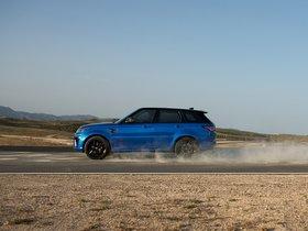 Ver foto 11 de Land Rover Range Rover Sport SVR 2017