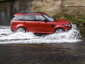 Ver foto 21 de Land Rover Range Rover Sport SVR UK 2015