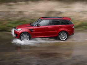 Ver foto 20 de Land Rover Range Rover Sport SVR UK 2015