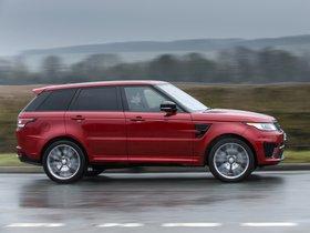 Ver foto 19 de Land Rover Range Rover Sport SVR UK 2015