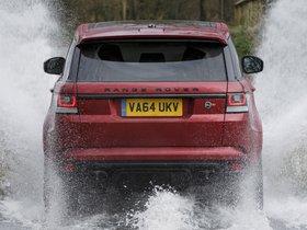 Ver foto 16 de Land Rover Range Rover Sport SVR UK 2015