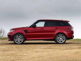 Ver foto 13 de Land Rover Range Rover Sport SVR UK 2015