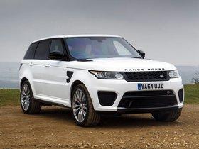 Ver foto 11 de Land Rover Range Rover Sport SVR UK 2015