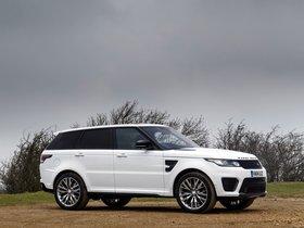 Ver foto 10 de Land Rover Range Rover Sport SVR UK 2015