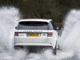 Ver foto 9 de Land Rover Range Rover Sport SVR UK 2015