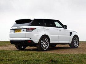 Ver foto 8 de Land Rover Range Rover Sport SVR UK 2015