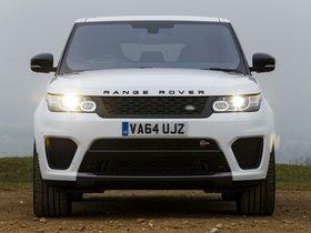 Ver foto 5 de Land Rover Range Rover Sport SVR UK 2015