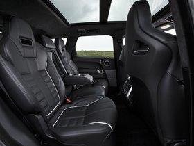 Ver foto 26 de Land Rover Range Rover Sport SVR UK 2015