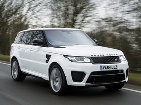 Ver foto 24 de Land Rover Range Rover Sport SVR UK 2015