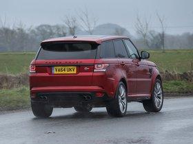 Ver foto 23 de Land Rover Range Rover Sport SVR UK 2015