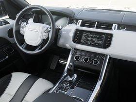Ver foto 30 de Land Rover Range Rover Sport SVR USA 2015