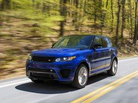 Ver foto 21 de Land Rover Range Rover Sport SVR USA 2015