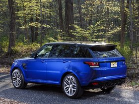 Ver foto 20 de Land Rover Range Rover Sport SVR USA 2015