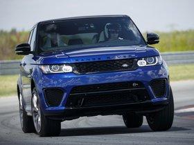 Ver foto 19 de Land Rover Range Rover Sport SVR USA 2015