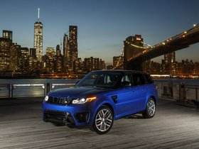 Ver foto 18 de Land Rover Range Rover Sport SVR USA 2015
