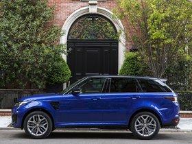 Ver foto 17 de Land Rover Range Rover Sport SVR USA 2015