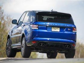 Ver foto 16 de Land Rover Range Rover Sport SVR USA 2015
