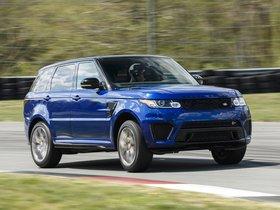 Ver foto 15 de Land Rover Range Rover Sport SVR USA 2015
