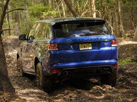 Ver foto 14 de Land Rover Range Rover Sport SVR USA 2015