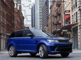 Ver foto 13 de Land Rover Range Rover Sport SVR USA 2015