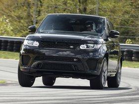 Ver foto 12 de Land Rover Range Rover Sport SVR USA 2015